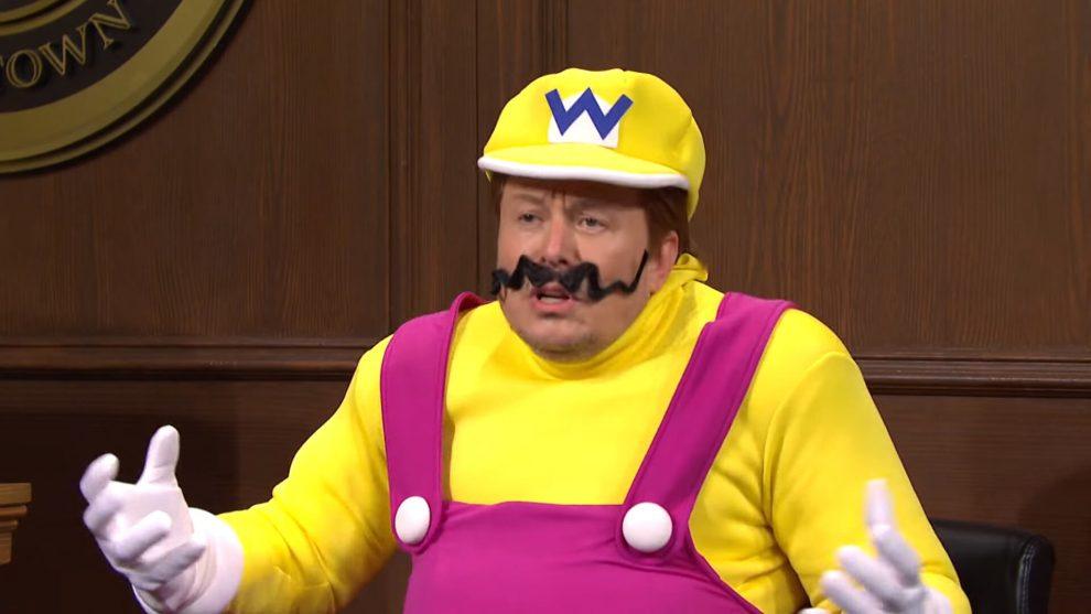 Elon Musk, Wario, Saturday Night Live