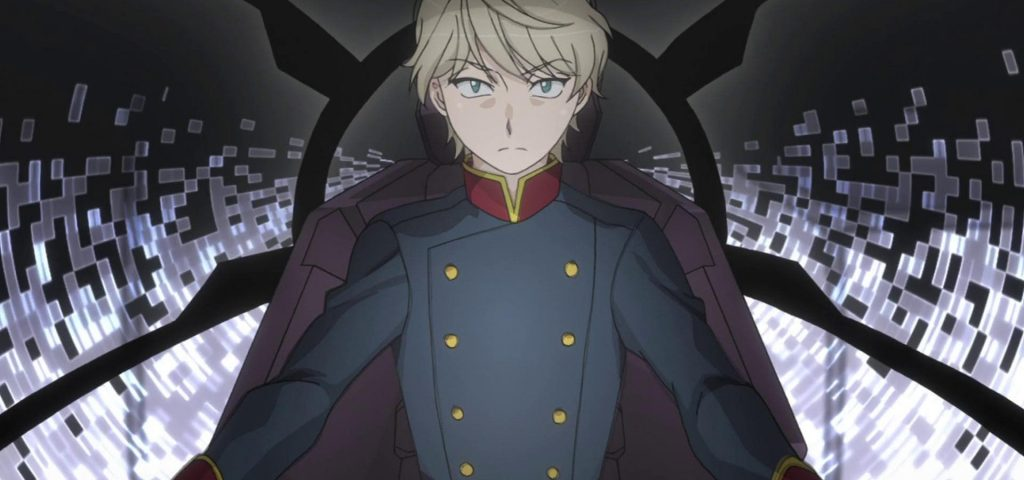 aldnoah zero anime -- taiki nishimura, sindacato