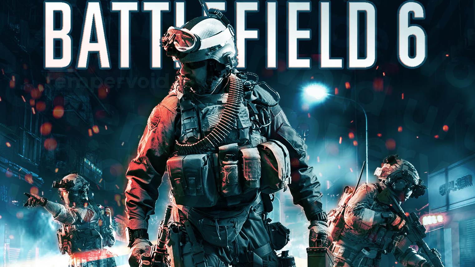 battlefield 6 box art
