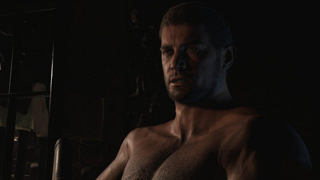 Mod Chirs nudo di Resident Evil Village