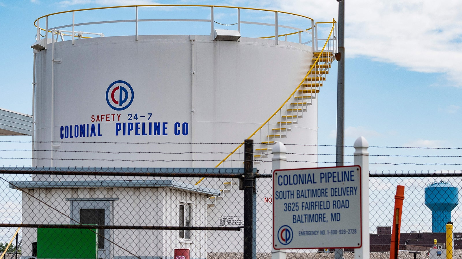 darkside colonial pipeline