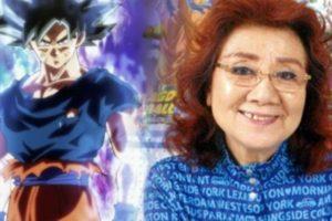 Dragon Ball, Goku, Masako Nozawa
