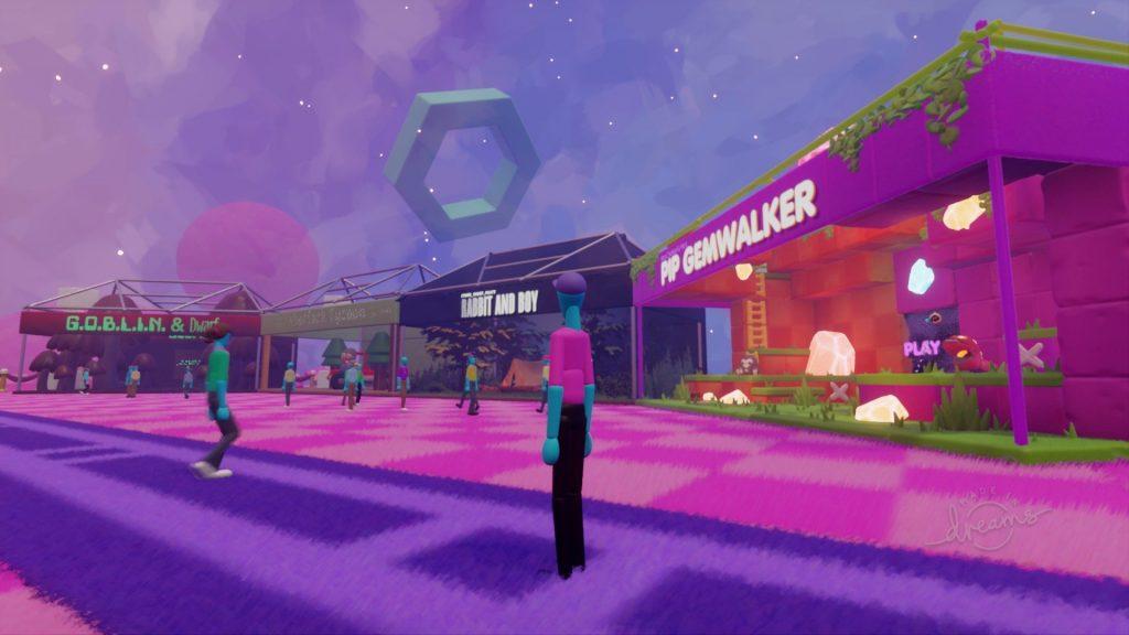 Dreamscom evento virtuale