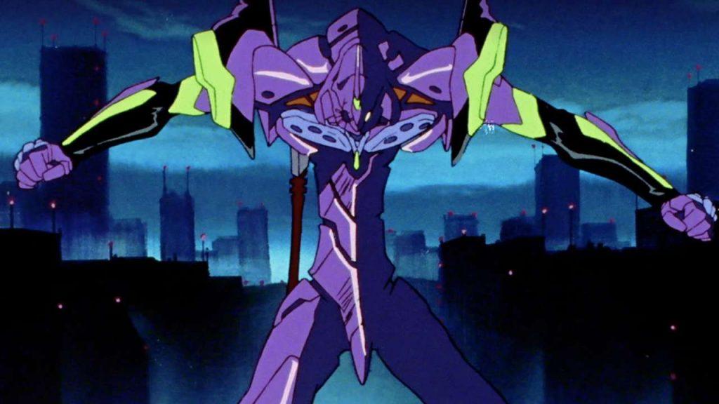 Evangelion Hideaki Anno