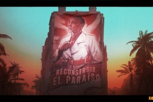 Far Cry 6, palazzo