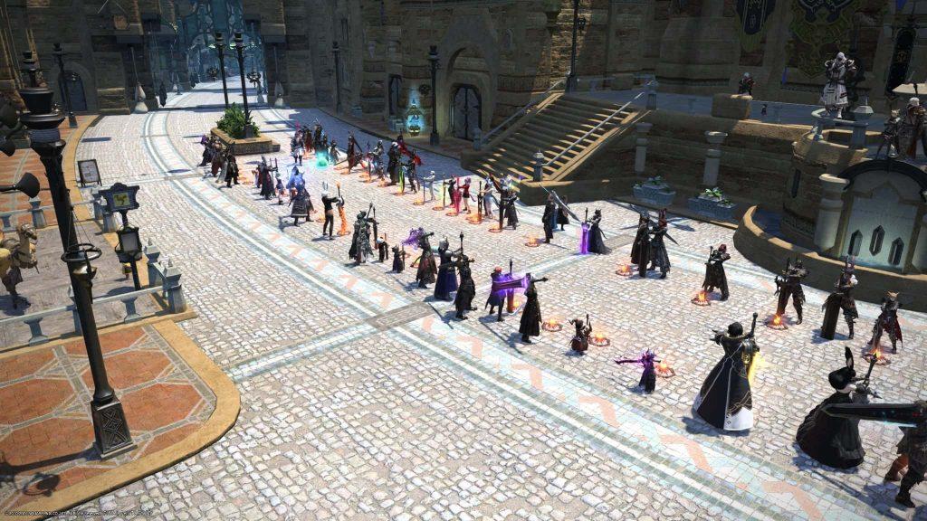 Final Fantasy XIV Miura