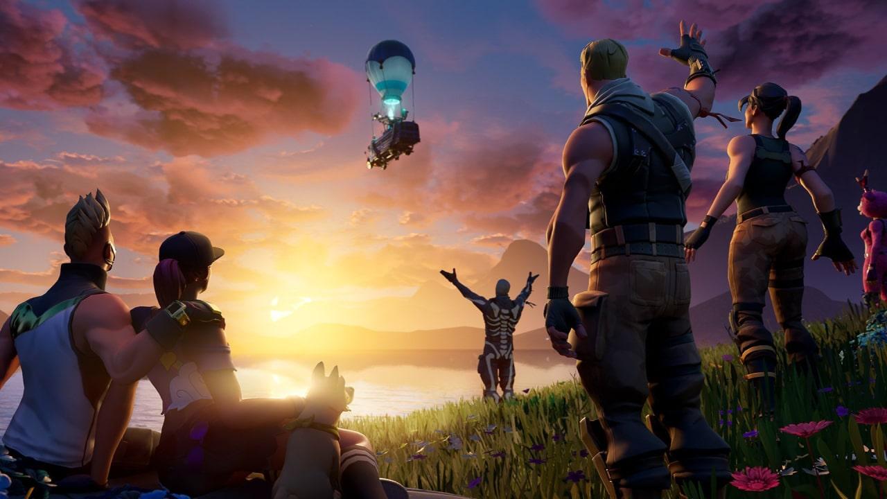 Fortnite Crossplay Sony Epic