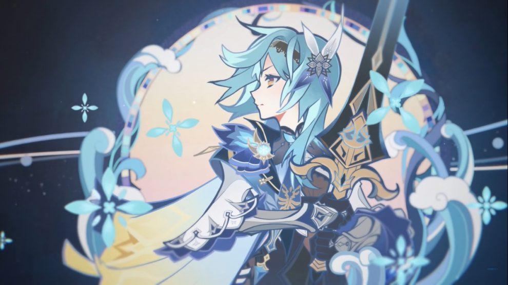 Genshin Impact, Eula