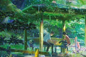 il giardino delle parole makoto shinkai disponibile su amazon prime video