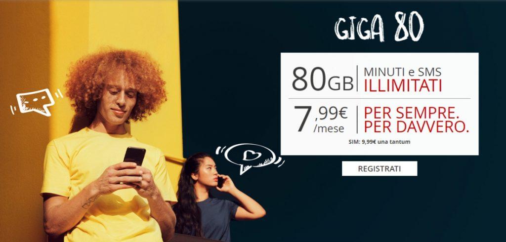 Iliad nuova offerta 5G