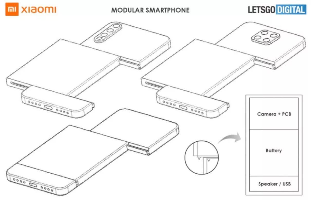 xiaomi concept modular