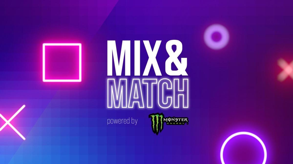 Logo dello Show Mix & Match