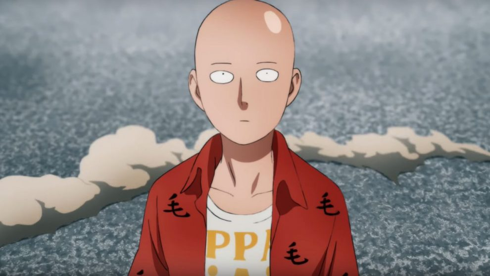 One-Punch Man, Saitama
