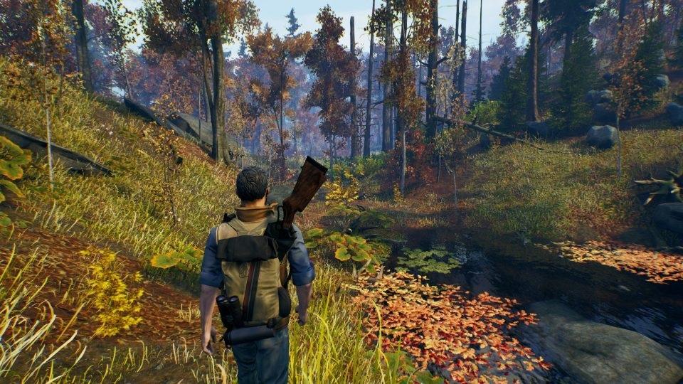 Screenshot di Open Country