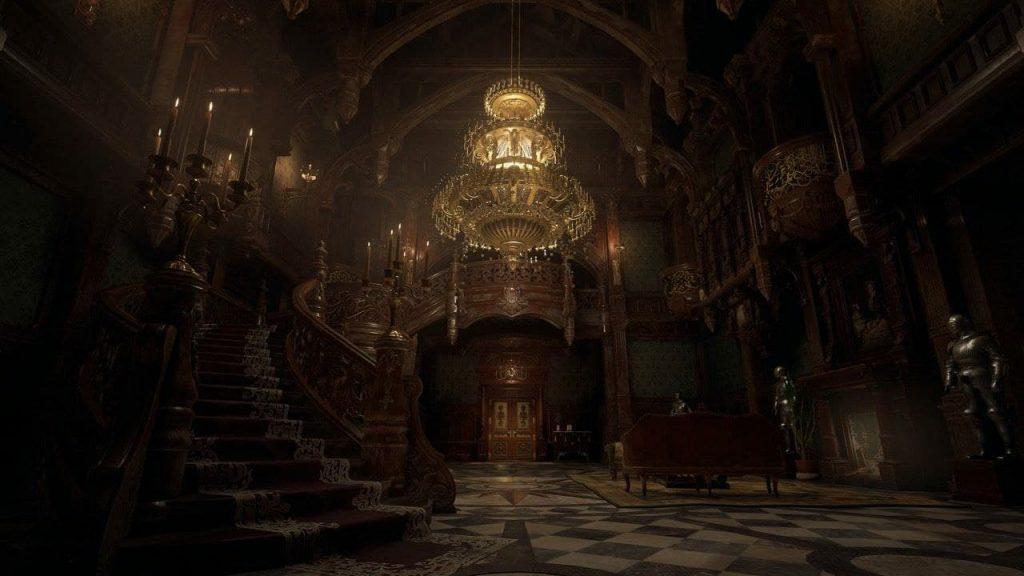 Castello Dimitrescu Resident Evil Village