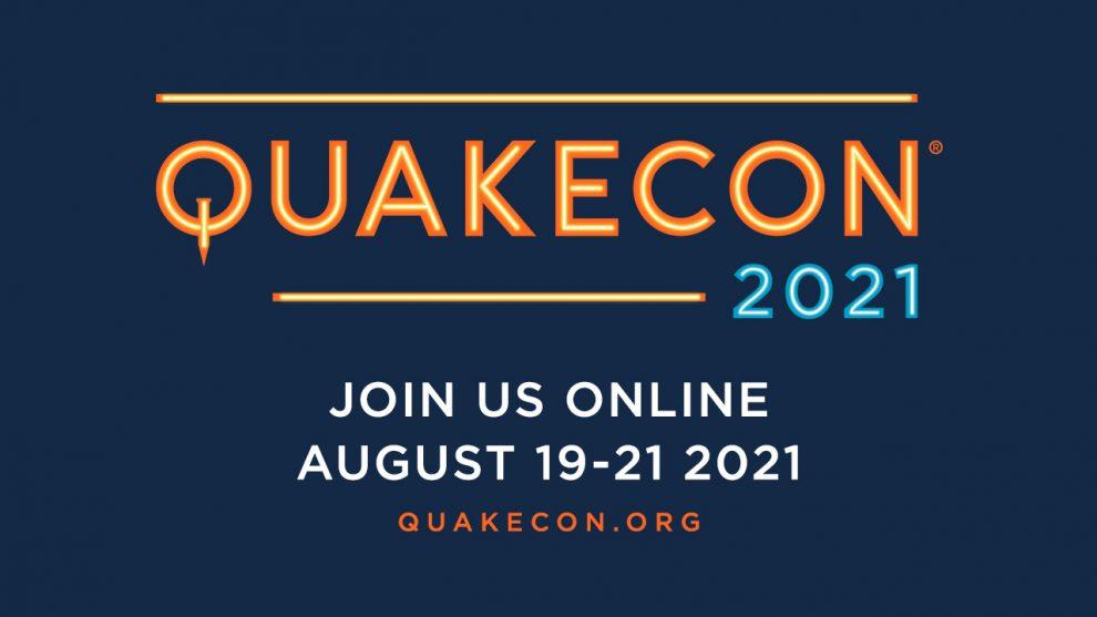 Quakecon 2021, date