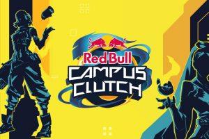 Logo del red bull campus clutch