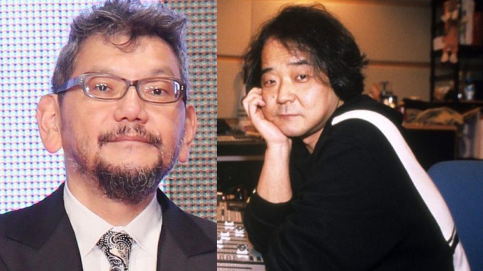 Mamoru Oshii, Hideaki Anno