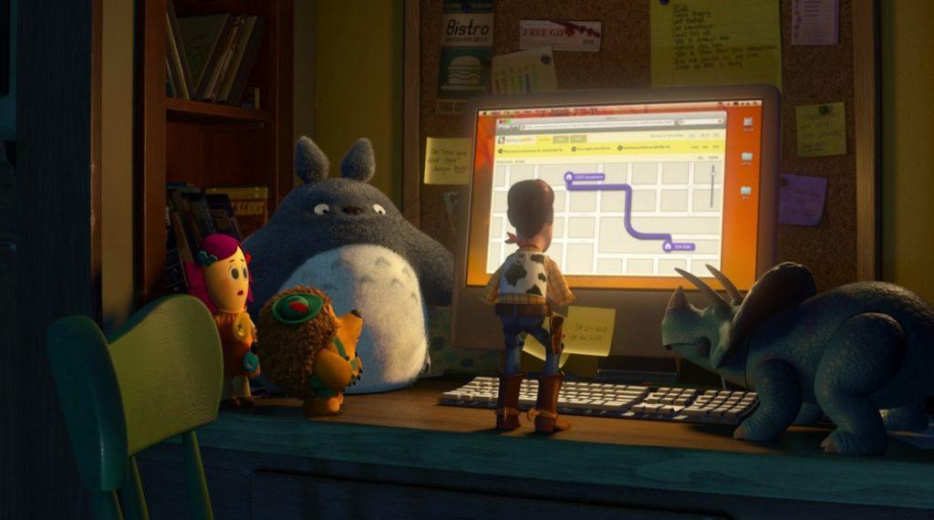 Studio Ghibli, Pixar