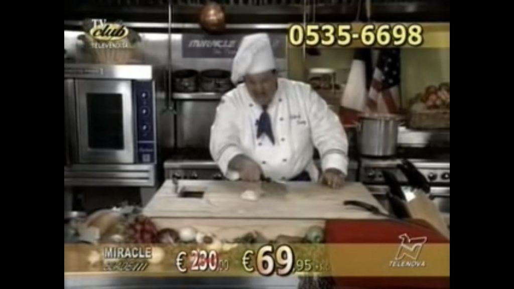 Chef Tony Miracle Blade