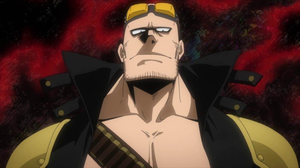 My Hero Academia Deku nuovo quirk blackwhip
