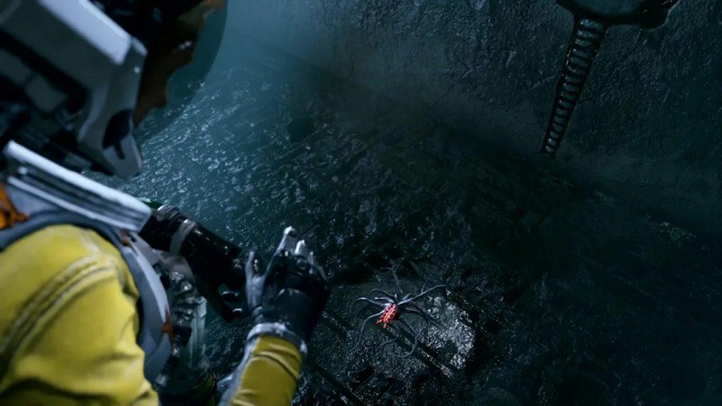 Returnal Screenshot di gioco