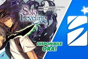 Solo Leveling Limited Edition ristampa Star Comics