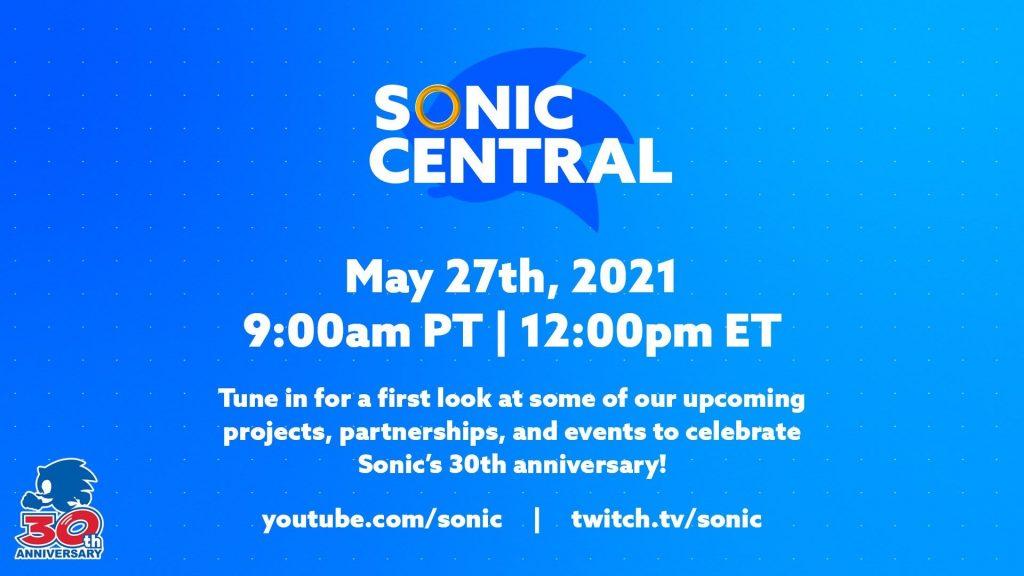 sonic anniversary trailer