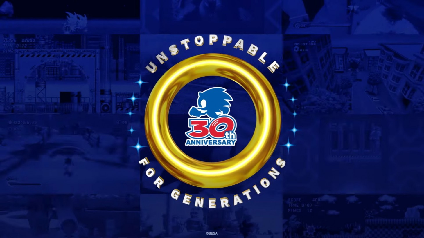 sonic anniversary unstoppable