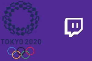 tokyo 2020 olimpiadi twitch