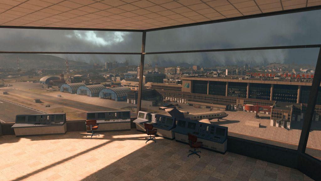 Warzone Airport