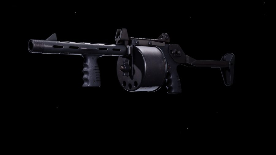 fucile streetsweeper su warzone