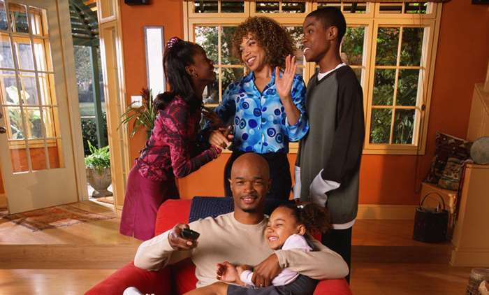 tutto in famiglia