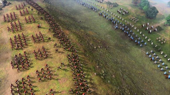Age of empires 4 gameplay