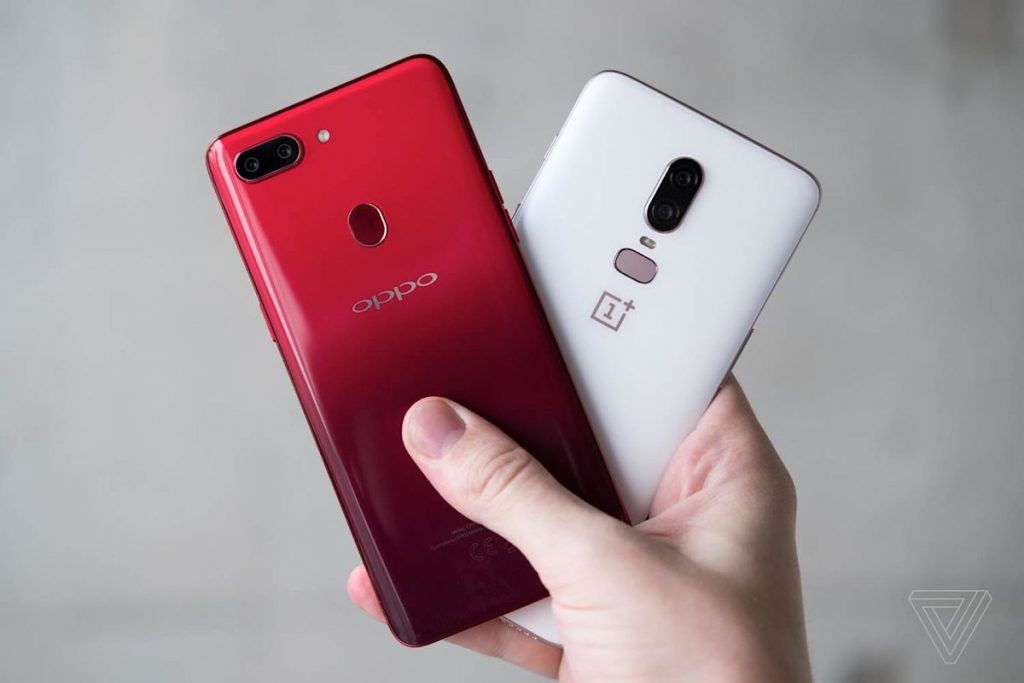OnePlus Oppo Fusione