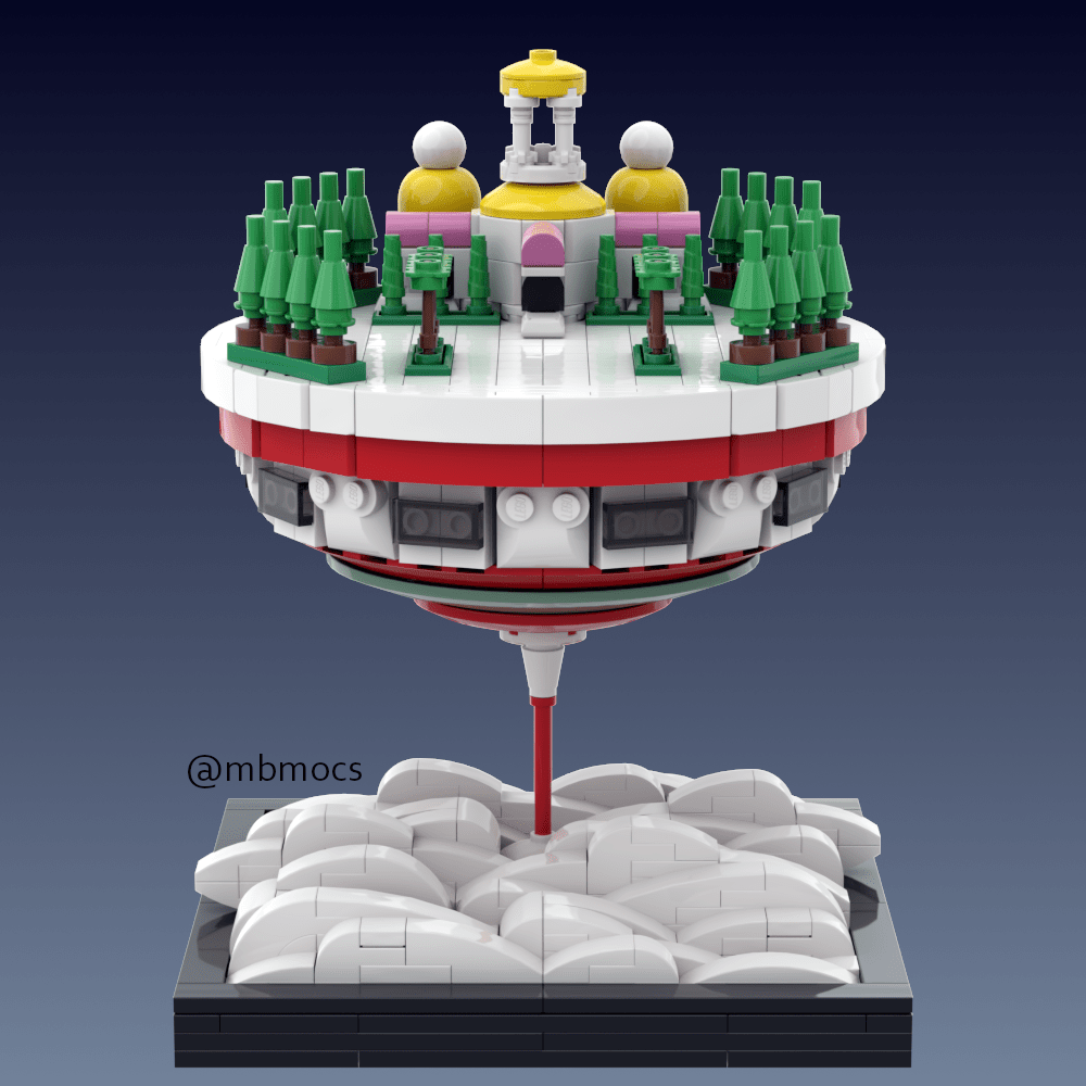 Dragon Ball Lego