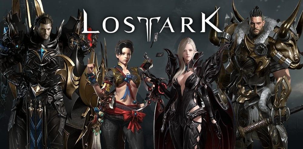 Logo di Lost Ark