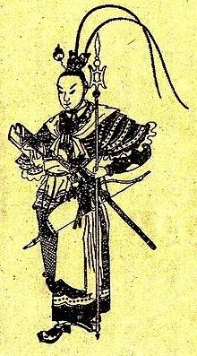 Chi è Lu Bu, Record of Ragnarok