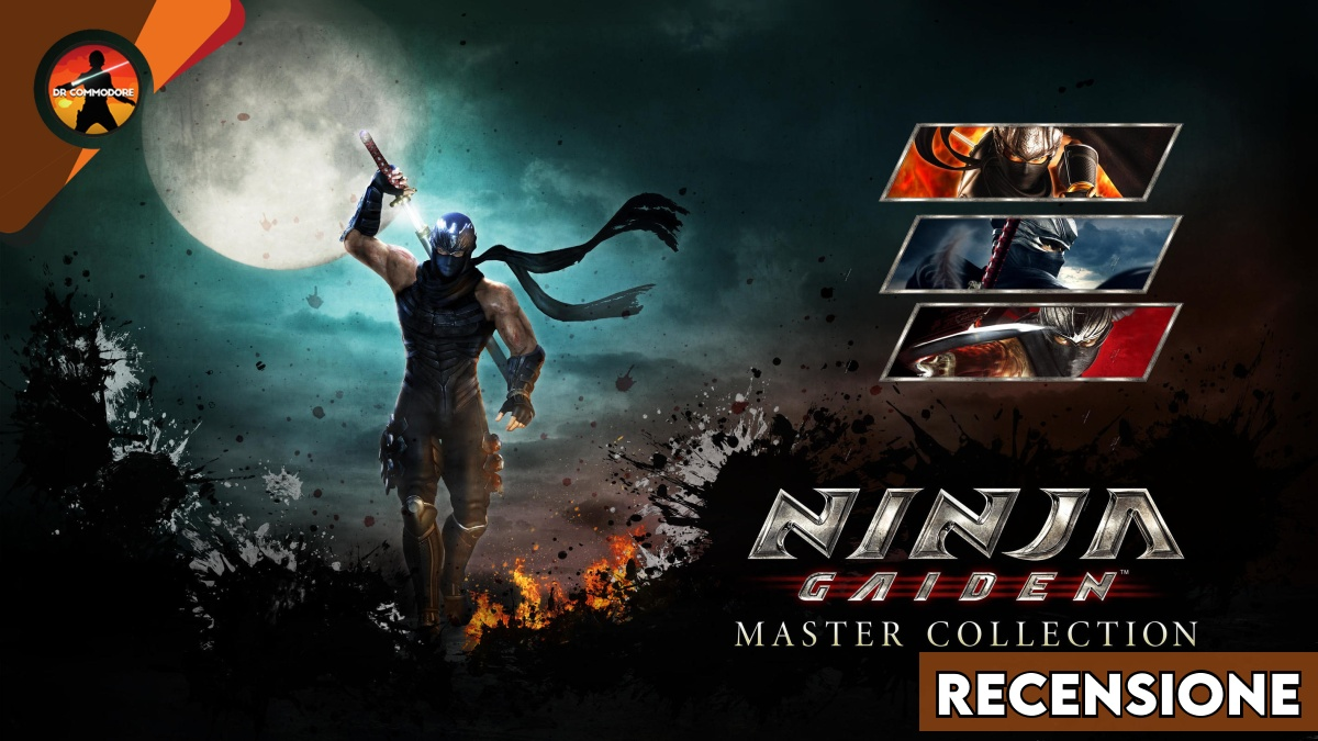 ninja gaiden remastered collection