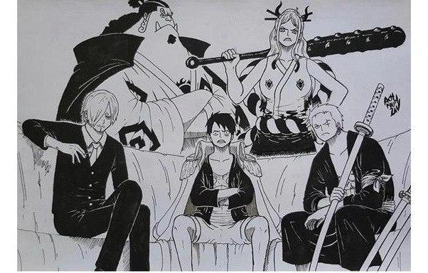 One Piece 1016, Yamato undicesimo membro della ciurma dei Cappello di Paglia