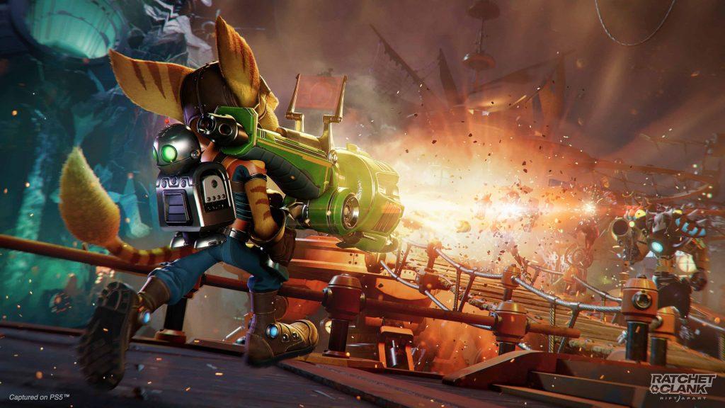 Ratchet & Clank Rift Apart Warmonger