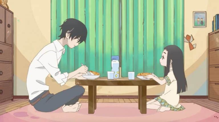 kakushigoto manga erotico
