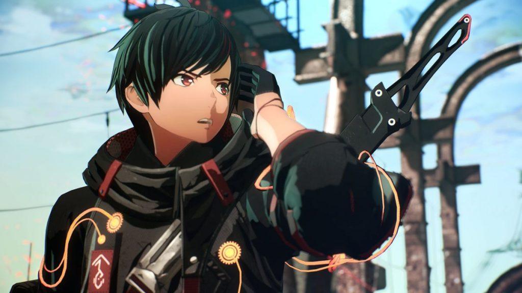 Scarlet Nexus Yuito cutscene