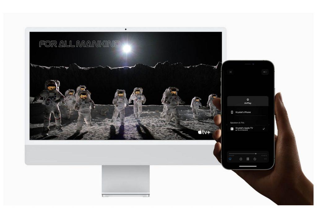 MacOS Monterey novità WWDC21
