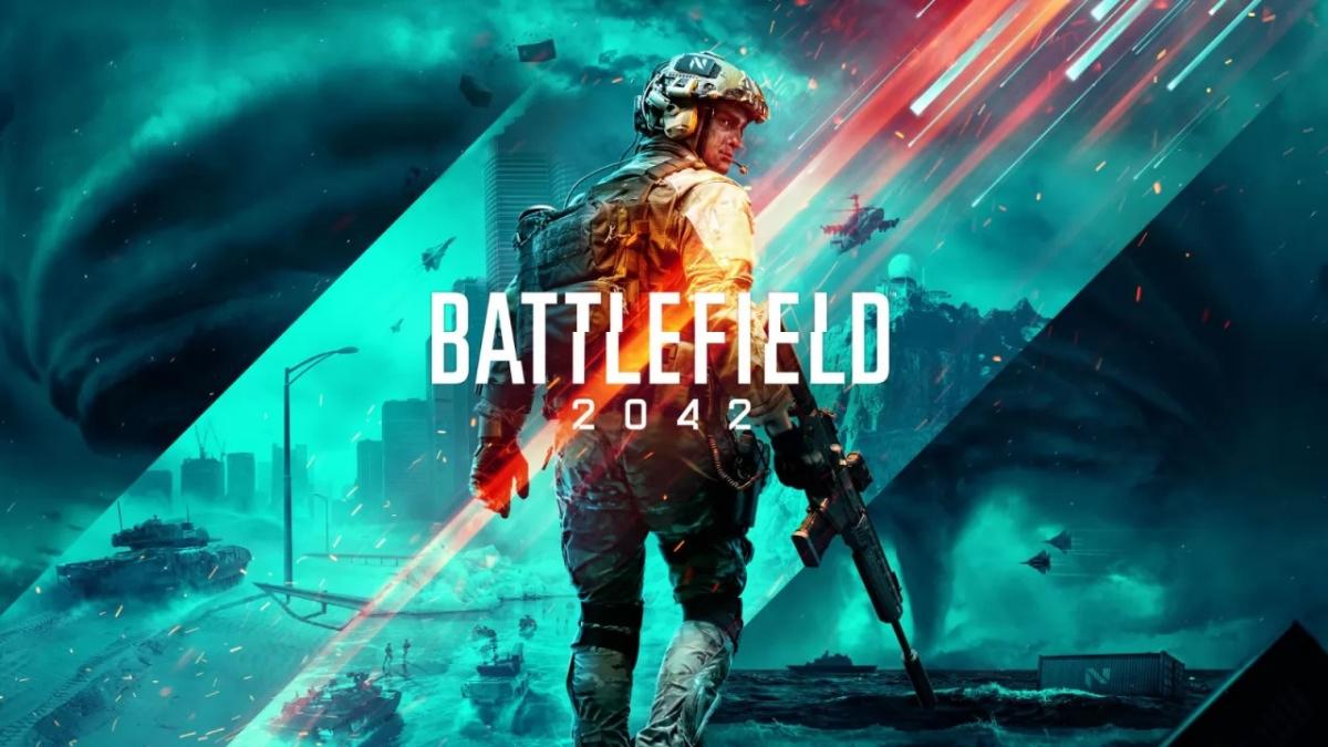 Logo di Battlefield 2042