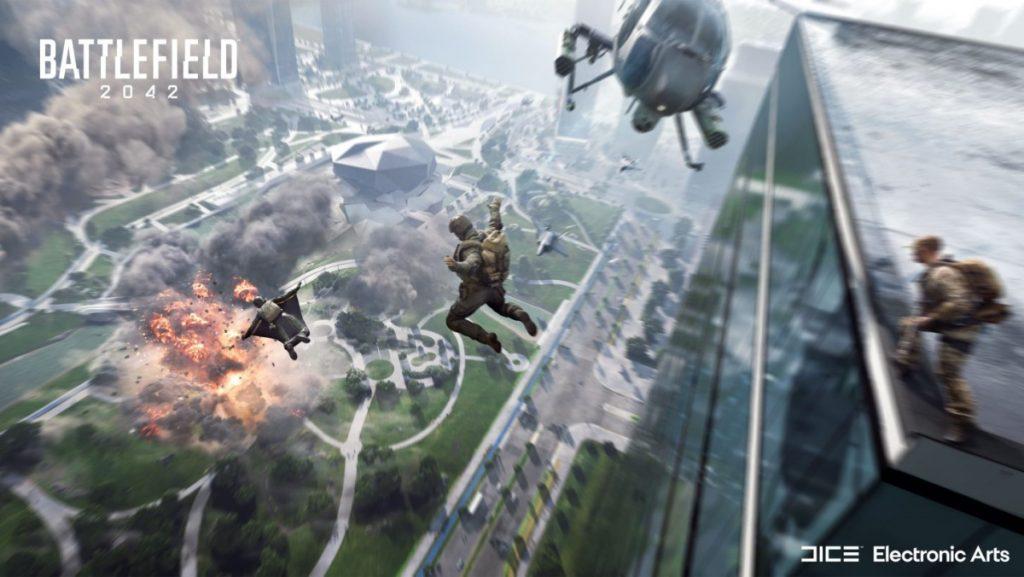 Screenshot di Battlefield 2042