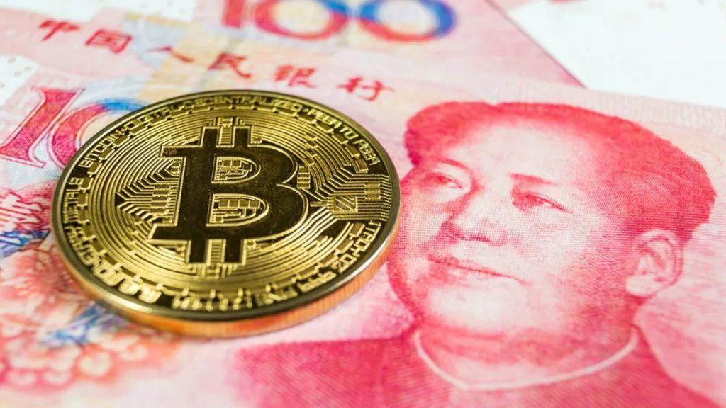Cina blocca transizioni criptovalute Bitcoin