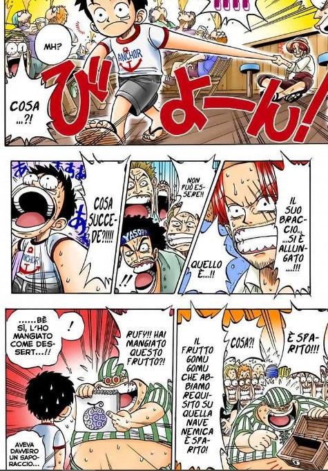 Commento capitolo 1017 di One Piece