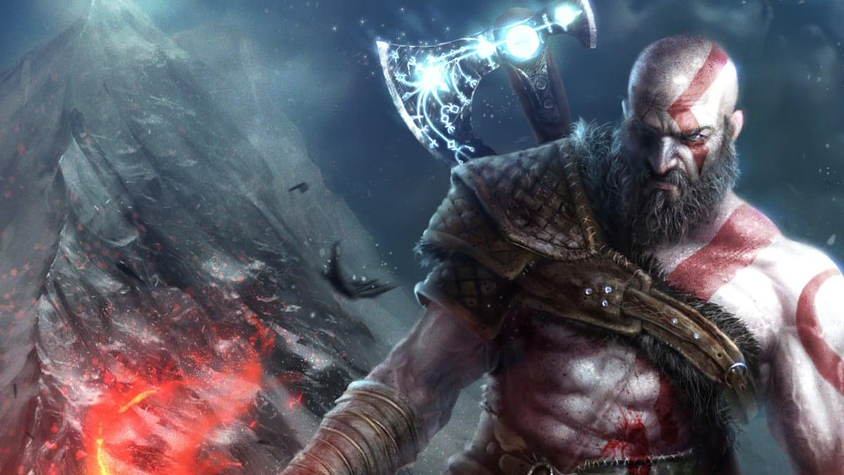 god of war screen