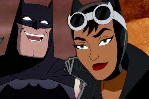 Harley Quinn Batman e Catwoman